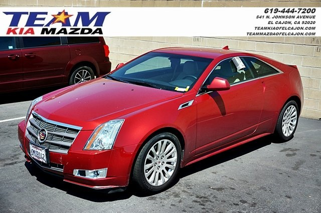 Pre-Owned 2011 Cadillac CTS Performance