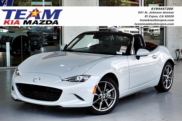 New 2018 Mazda Miata Grand Touring 2D Convertible in El ...