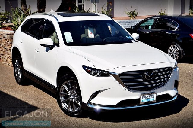 New 2018 Mazda Cx 9 Grand Touring 4d Sport Utility In El Cajon 5185655 Mazda El Cajon
