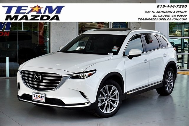 Mazda Cx 9 >> New 2019 Mazda Cx 9 Grand Touring With Navigation