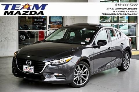 New 2018 Mazda3 Touring Base